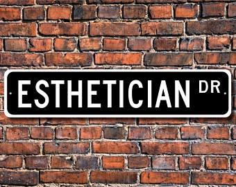esthetician dr